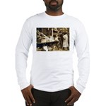 Boston Veggie Seller Long Sleeve T-Shirt