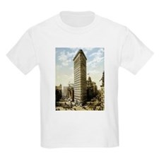 Flatiron Building New York T-Shirt