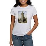Flatiron Building New York Women's T-Shirt