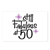 Still Fabulous at 50 Postcards (Package of 8)