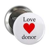 "Funny Donor 2.25"" Button (100 pack)"