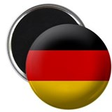 "German flag 2.25"" Magnet (10 pack)"