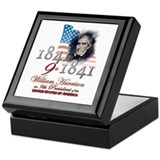 9th President - Keepsake Box