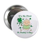 "Me 1st St. Paddy's Day 2.25"" Button"