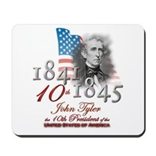 10th President - Mousepad