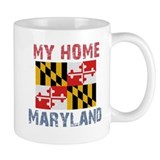My Home Maryland Vintage Styl Mug