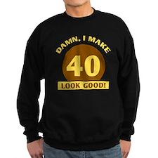 40th Birthday Gag Gift Jumper Sweater
