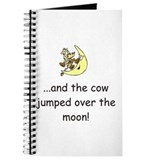 Cow Over The Moon Journal