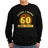 60th Birthday Gag Gift Jumper Sweater