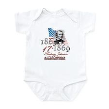 17th President - Infant Bodysuit