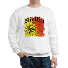 The 9 Provinces of Sicily Sweater