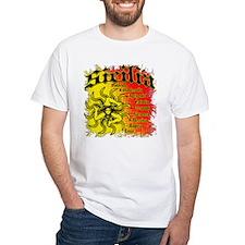 The 9 Provinces of Sicily Shirt