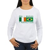 Irish Brazilian flag T-Shirt