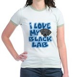 I Love my Black Lab T