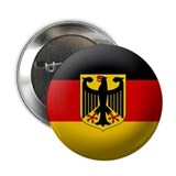German State flag 2.25&amp;quot; Button