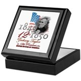 12th President - Keepsake Box
