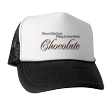 Chocolate Saying Trucker Hat