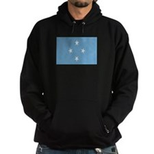 Beloved Micronesia Flag Moder Hoodie