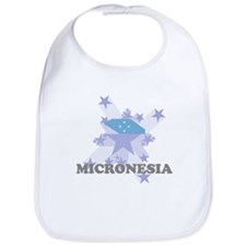 All Star Micronesia Bib