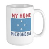 My Home Micronesia Vintage St Mug
