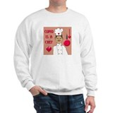 CUPID IS A CHEF Sweatshirt