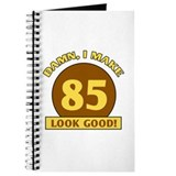 85th Birthday Gag Gift Journal