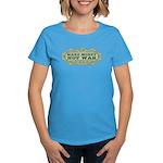 Make Money, Not War Women's Dark T-Shirt