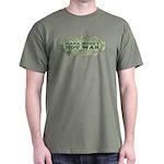 Make Money, Not War Dark T-Shirt