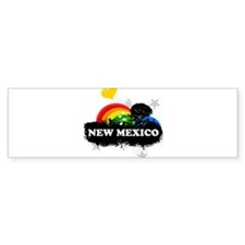 Sweet Fruity New Mexico Bumper Sticker (10 pk)