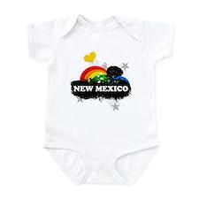 Sweet Fruity New Mexico Infant Bodysuit
