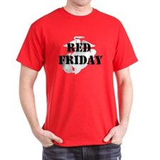 Unique Red friday T-Shirt