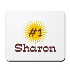 Personalized Sharon Mousepad