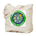 Planetpals Earthday Everyday Tote Bag