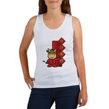 Happy New Year of the Ox! Women's Tank Top