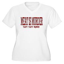 MEAT IS MURDER... T-Shirt