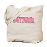 Strong Enough [Army Fiancee] Tote Bag
