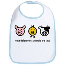 Cute Meat Bib