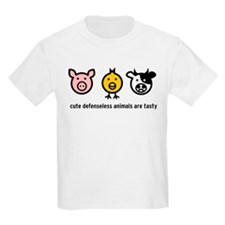 Cute Meat Kids T-Shirt