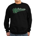 Belmar NJ Shamrock Sweatshirt (dark)