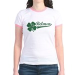 Belmar NJ Shamrock Jr. Ringer T-Shirt