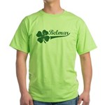 Belmar NJ Shamrock Green T-Shirt
