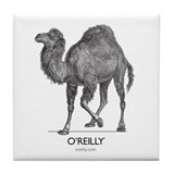 Camel Tile Coaster