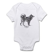 Malamute Infant Bodysuit