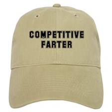 Competitive Farter Baseball Cap
