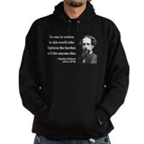 Charles Dickens 1 Hoodie