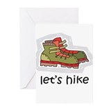 Let's Hike Greeting Cards (Pk of 10)