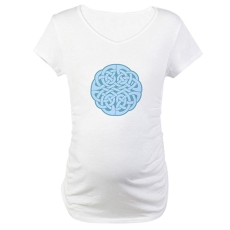 Celtic Knot Maternity T-Shirt