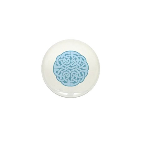 Celtic Knot Mini Button