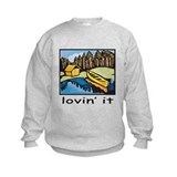 Lovin' It Sweatshirt
