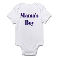 Mamas Boy Infant Bodysuit